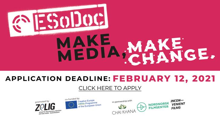 Deadline ESoDoc 2021