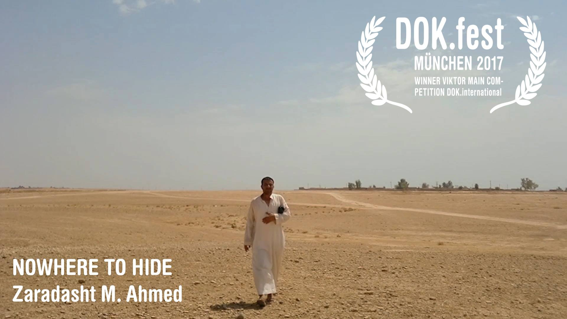 Nowhere to hide: DOK.fest München Award